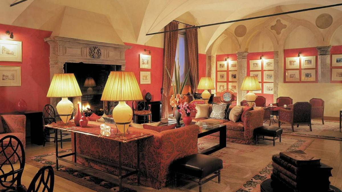 Four Seasons Hotel Milano Il Foyer