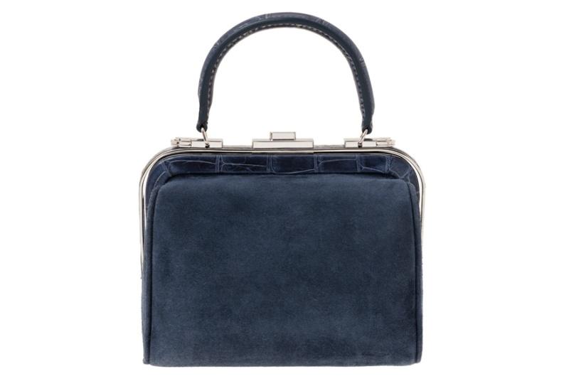 Giorgio Armani  Velour calfskin doctor bag, €2590