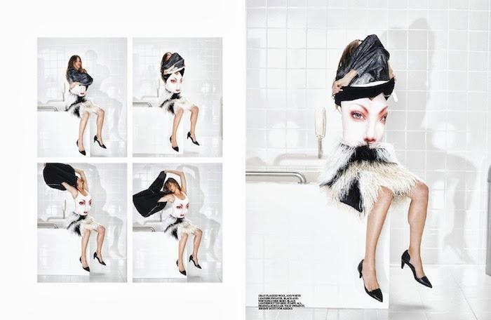 Gisele Bundchen by Roe Ethridge for SELF SERVICE #39 Fall 2013