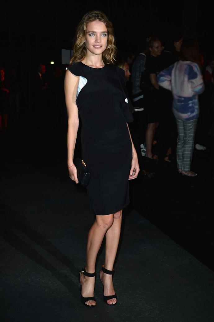 Russian Supermodel Natalia Vodianova
