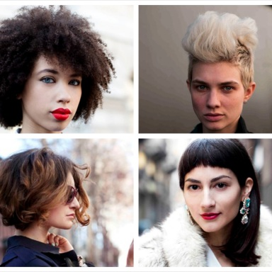 """Hair around the world "" by The Sartorialist and Schwarzkopf"