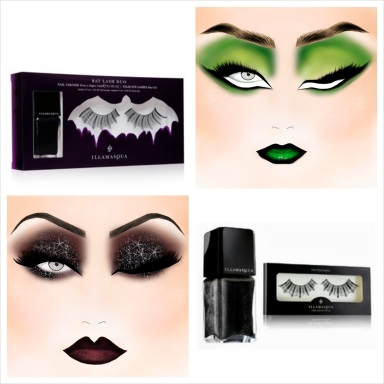 Illamasqua's Limited Edition Halloween Collection