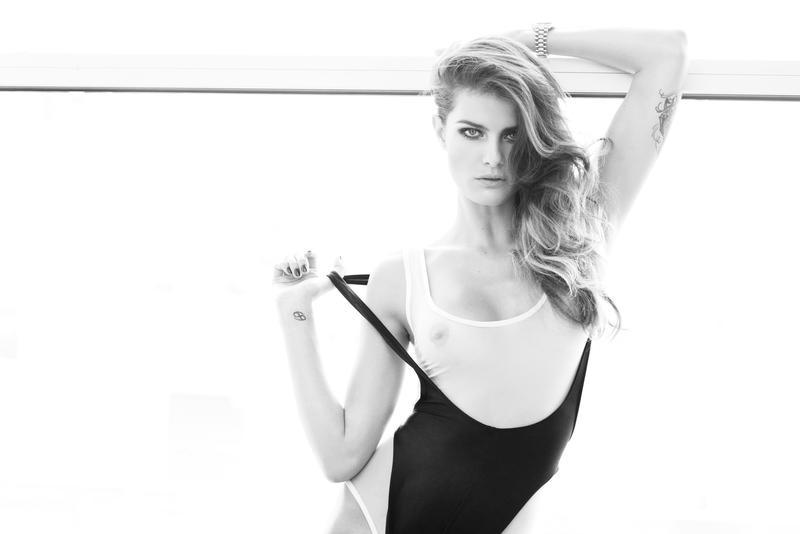Isabeli Fontana by Katja Rahlwes for Lui Magazine September 2013