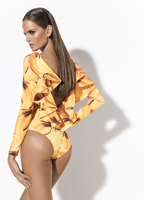 Izabel Goulart by Eduardo Rezende for Agua de Coco  summer 2014