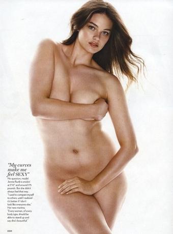 Jennie Runk at JAG Models