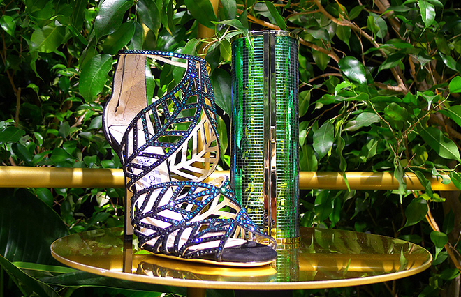 Jimmy Choo spring/summer 2014 collection