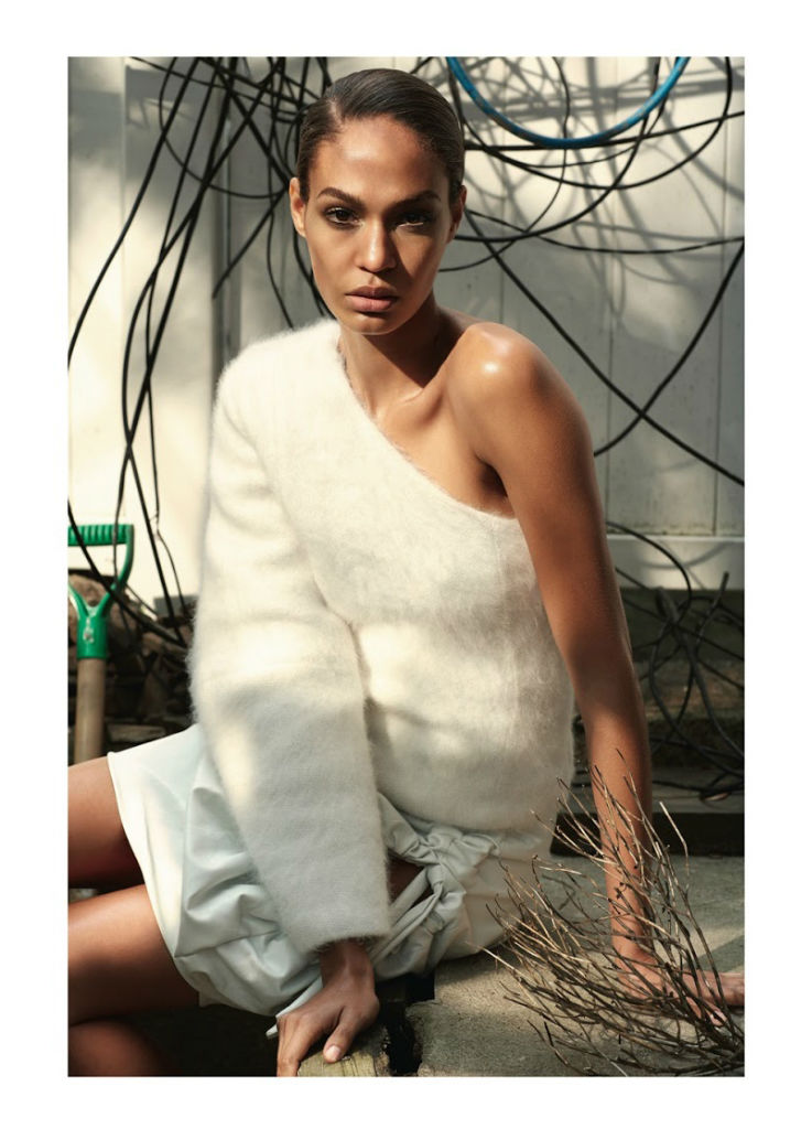 Joan Smalls by Roe Ethridge for Another Magazine Autumn/Winter 2013/2014