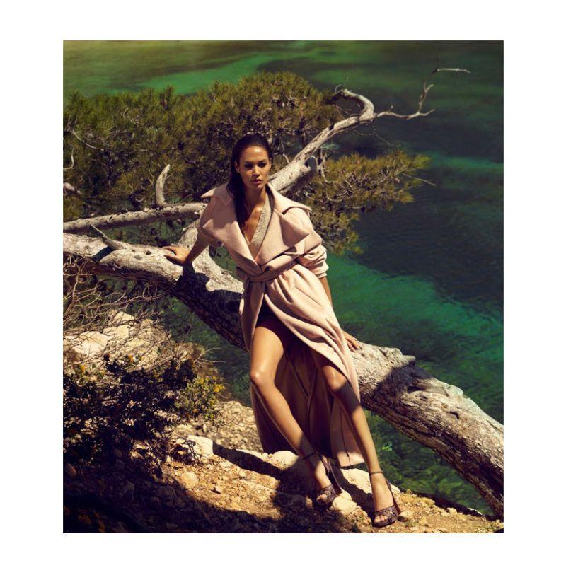 Joan Smalls By Sean & Seng For Vogue Japan October 2013