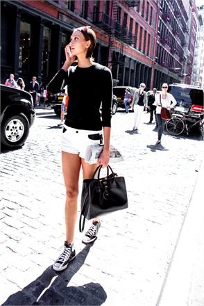 Karlie Kloss - Photo Courtesy of Adriano Cisani