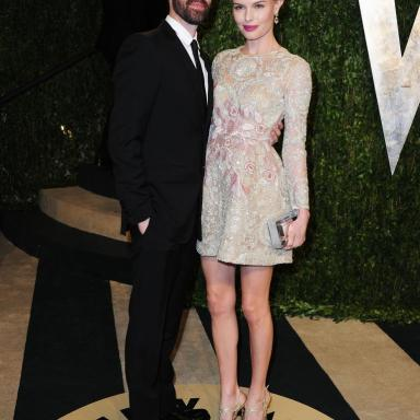 Kate Bosworth and film director Michael Polish