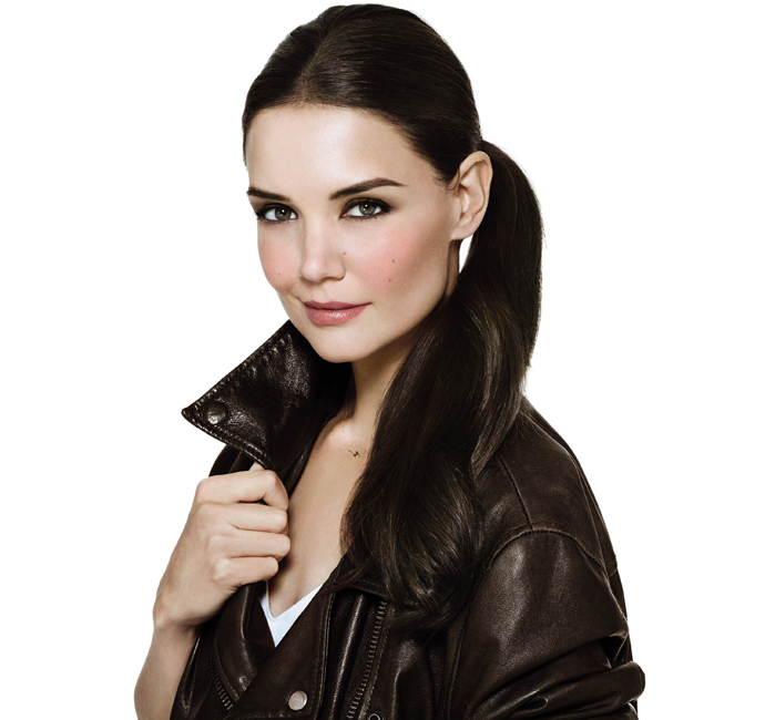 Katie Holmes for Rich Chocolate Collection by Bobbi Brown