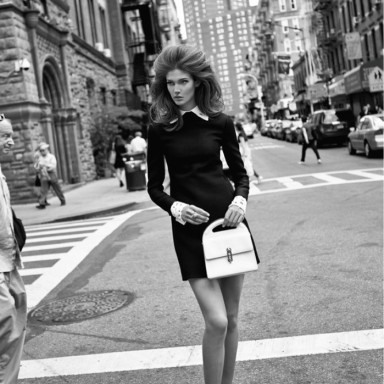 Kendra Spears by Koray Birand for Vogue Mexico October 2013