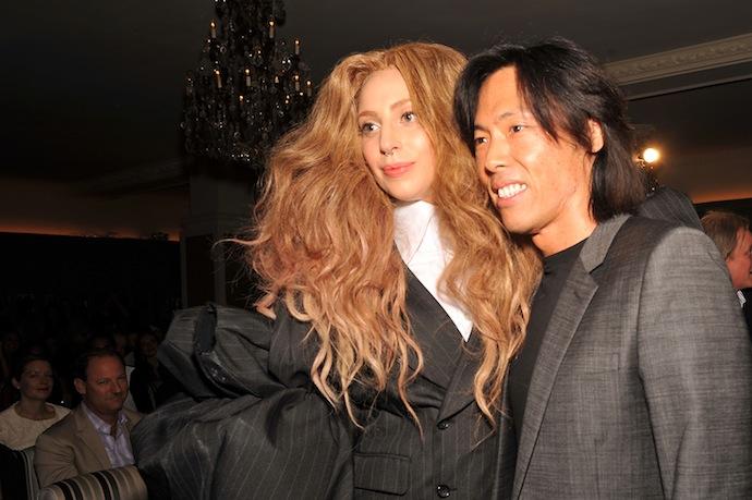 Lady Gaga and Stephen Gan