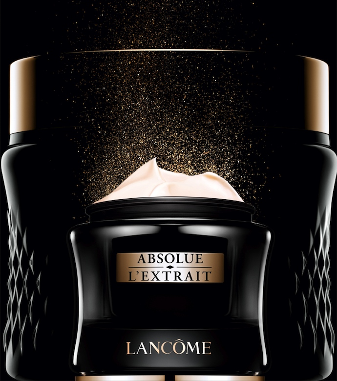Lancôme Absolue L'Extrait Black Crystal Light Edition by Baccarat 2