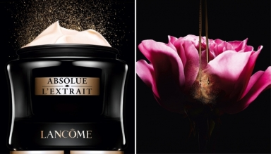 Lancôme Absolue L'Extrait Black Crystal Light Edition by Baccarat