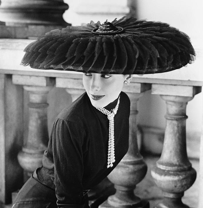 Le Groux Soeurs Hat, 1952