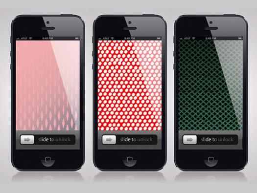 Mobile Wallpapers by Benjamin Hubert