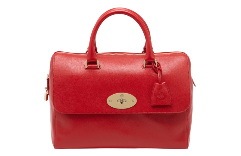 Mulberry  Leather Del Rey bag, €1450