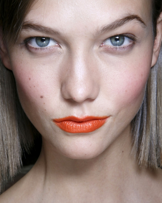 Fashion Beauty Trends: New York Fashion Week S/S 2014 : Beauty Trend Report