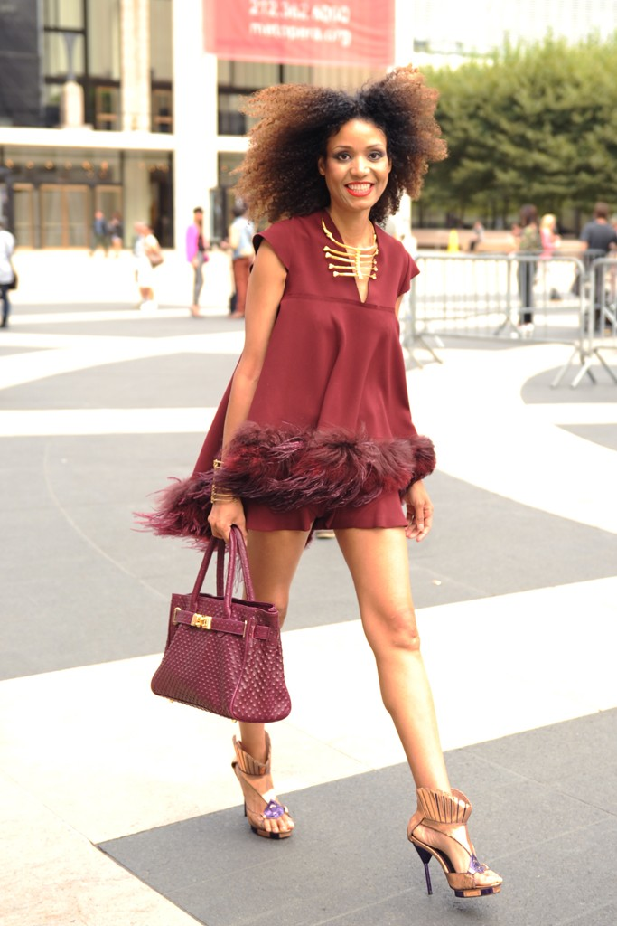 Street Style At Ny Fashion Week Spring Summer 2014 Part2