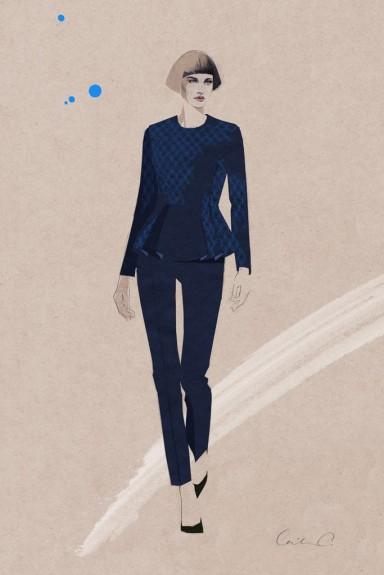 Opening Ceremony creates uniforms for Estée Lauder's beauty consultants