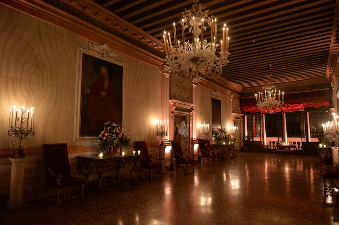 Palazzo Volpi , Venice Palazzo Volpi , Venice