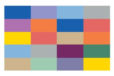 Pantone Color Institute 10 key colors for spring 2014