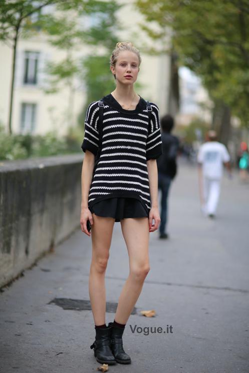 Quirinne - Photo by Pierguido Grassano © Models Jam
