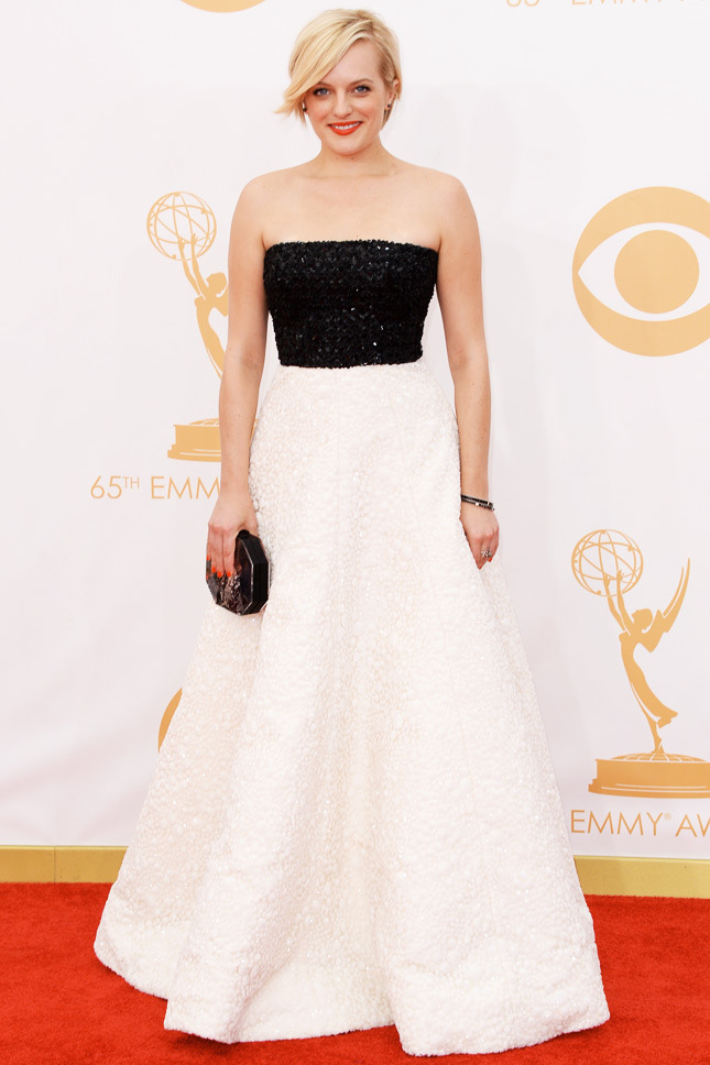 Elisabeth Moss, in Andrew Gn.