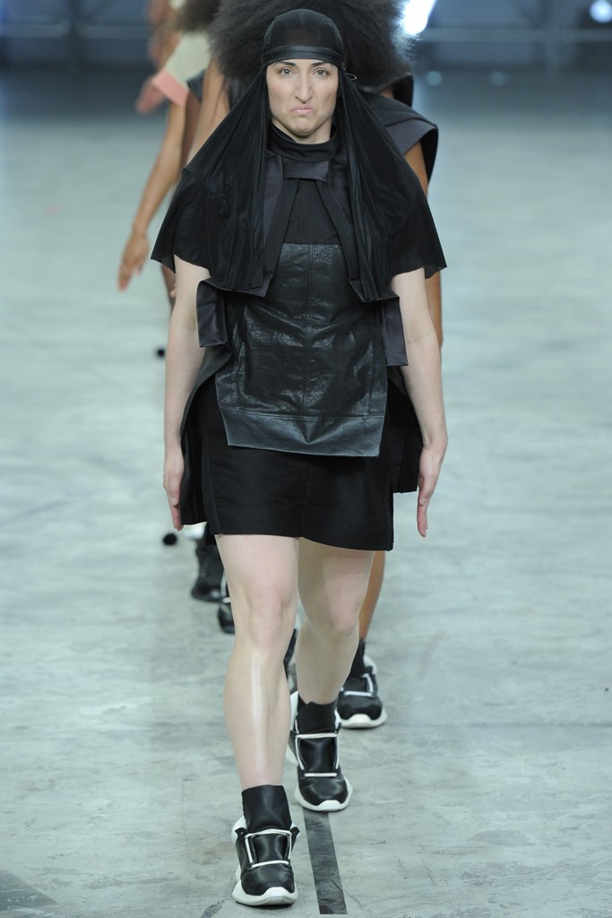 Rick Owens Spring/Summer 2014 Show