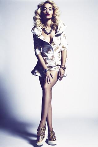 Rita Ora for Rimmel