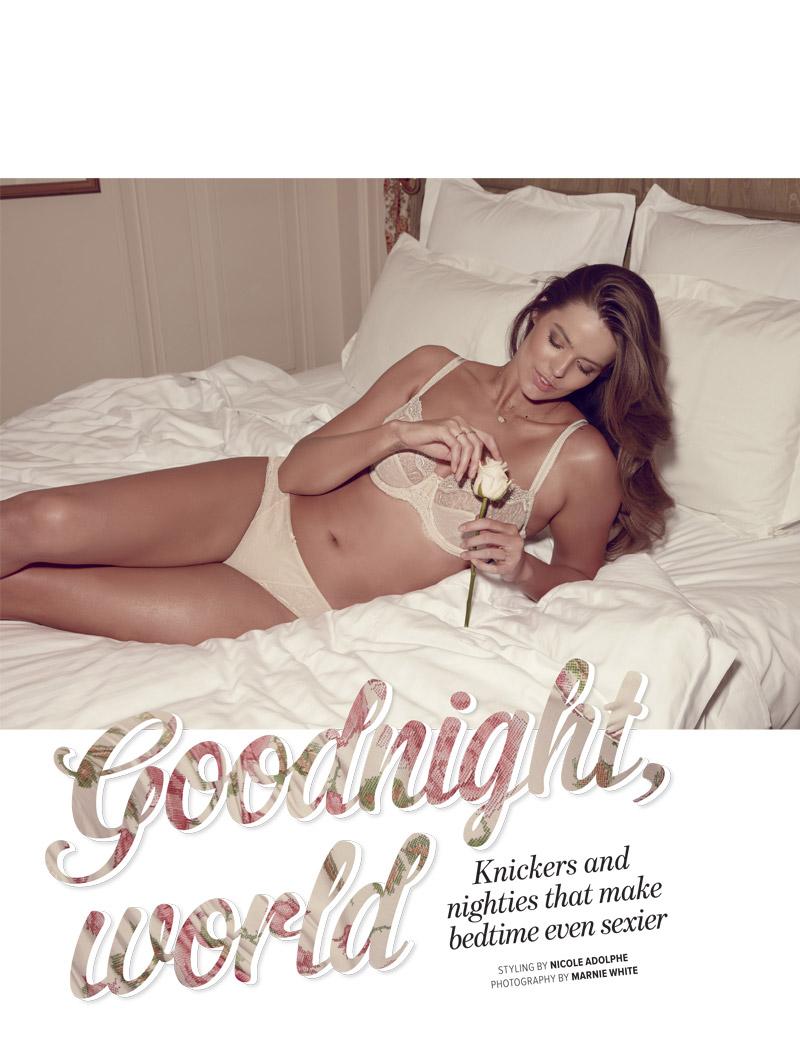 Robyn Lawley by Marnie White for Cosmopolitan Australia October 2013