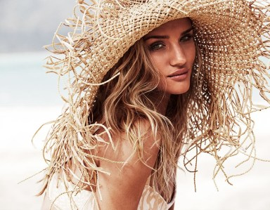 Rosie Huntington-Whiteley by Simon Upton for Harper's Bazaar Australia October 2013
