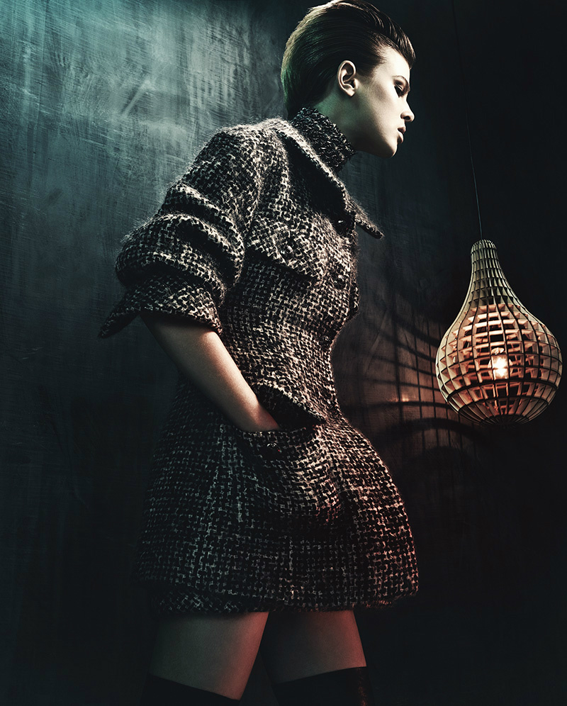 Ruby-Jean Wilson by Thomas Cooksey for How To Spend It Magazine September 2013