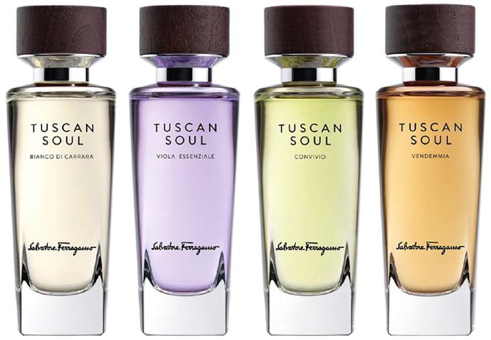 Salvatore Ferragamo's Tuscan Soul Quintessential Collection