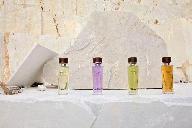 Salvatore Ferragamo's Tuscan Soul Quintessential Collection presentation