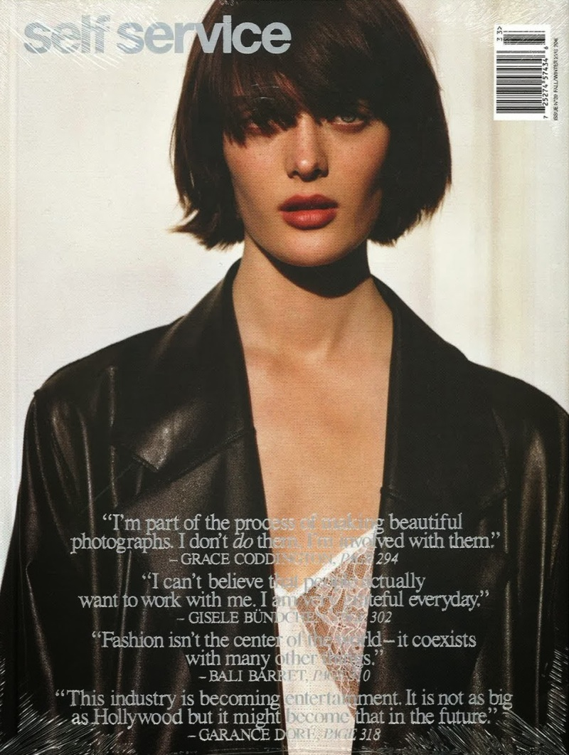 SAM ROLLINSON FOR SELF SERVICE ISSUE 39