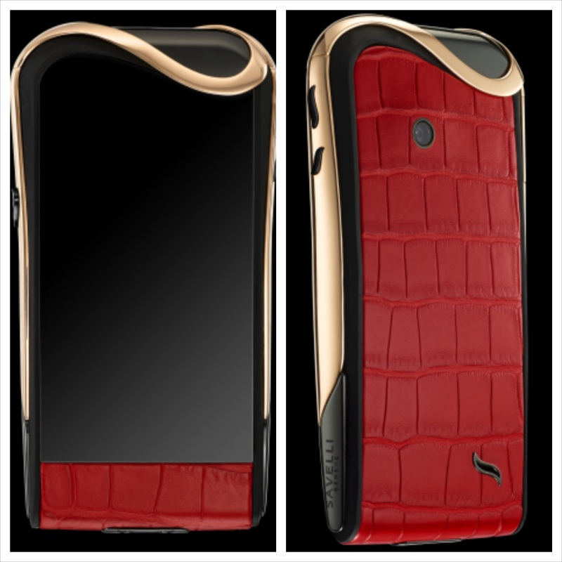Savelli-Geneve : The first luxury smartphone specially for womenSavelli-Geneve : The first luxury smartphone specially for women