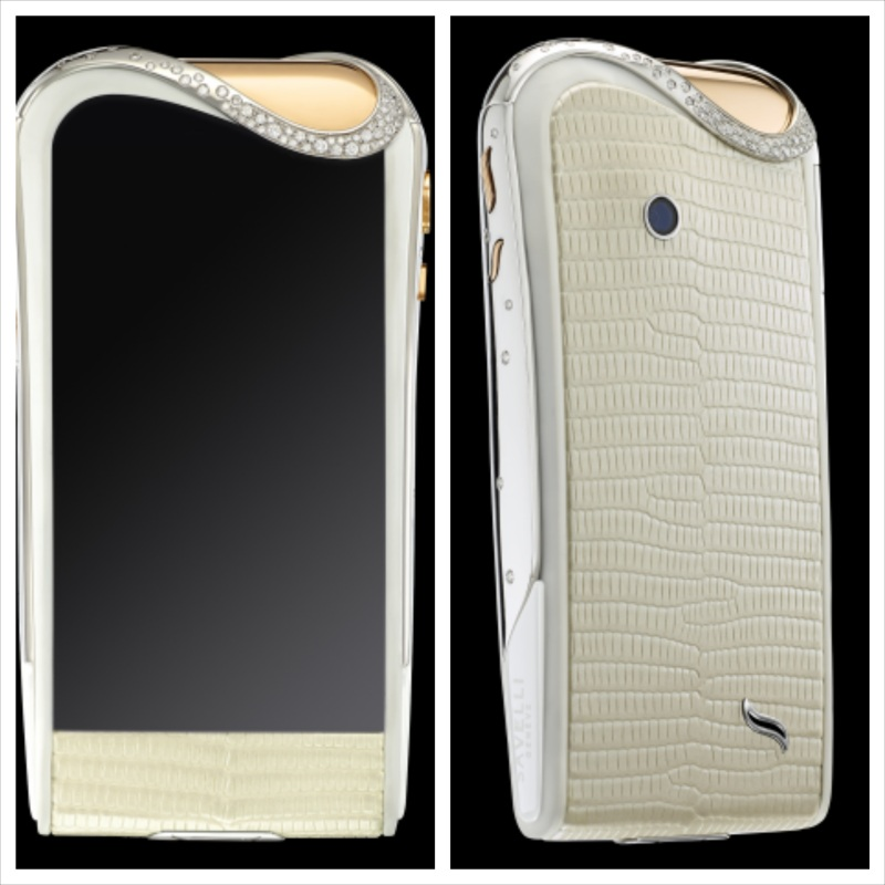 Savelli-Geneve : The first luxury smartphone specially for women