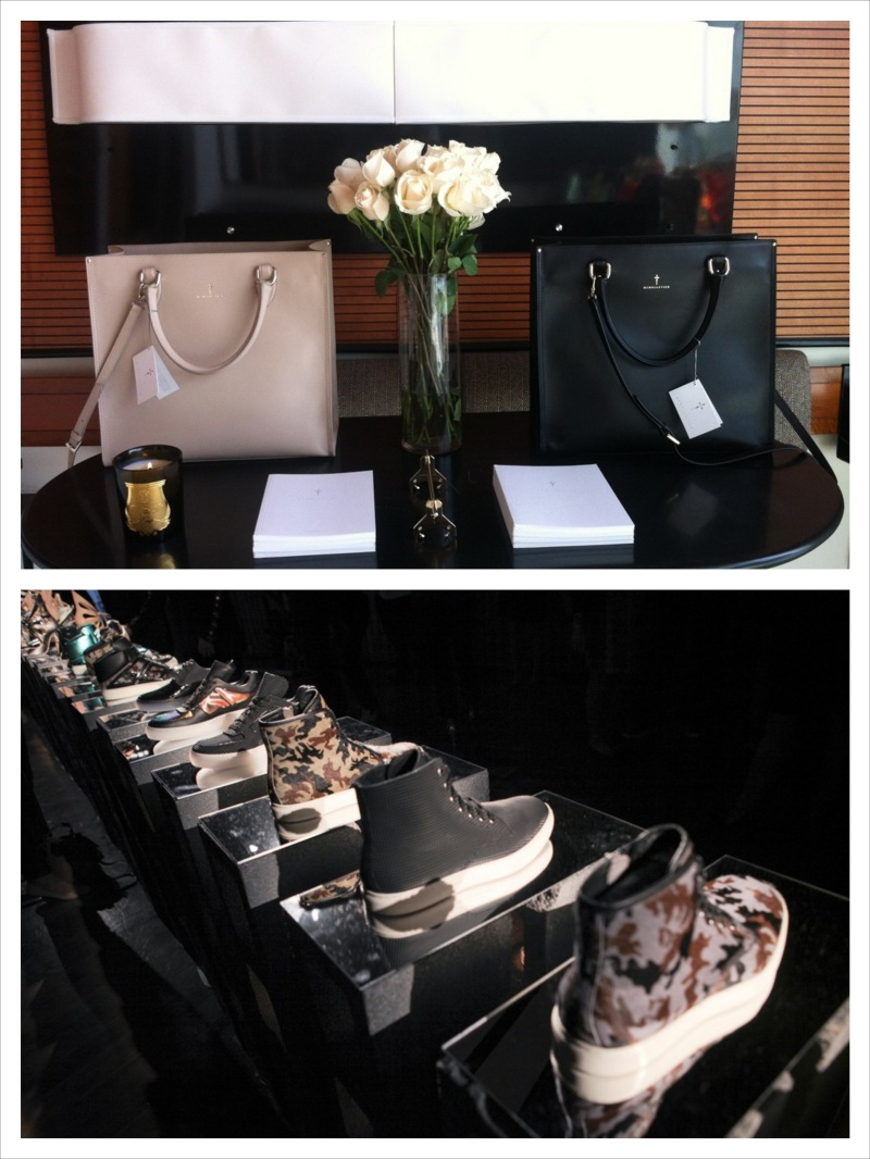 Spring 2014 Accessories Highlights From the New York Presentation