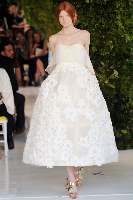 SPRING 2014 READY-TO-WEAR Delpozo Collection