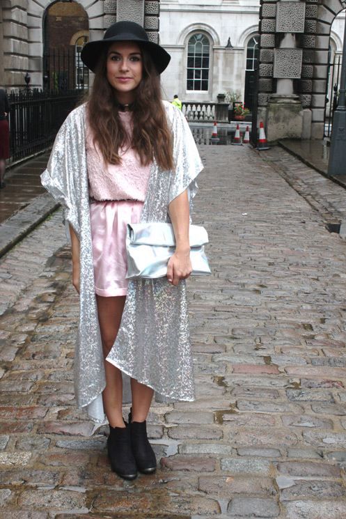 Street Style At London Fashion Week Spring Summer 2014 16 The Citizens Of Fashion