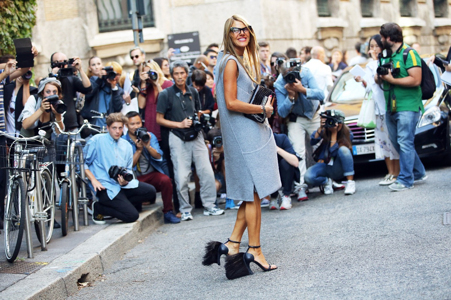 Street Style At Milan Fashion Week Spring Summer 2014 15 The Citizens Of Fashion