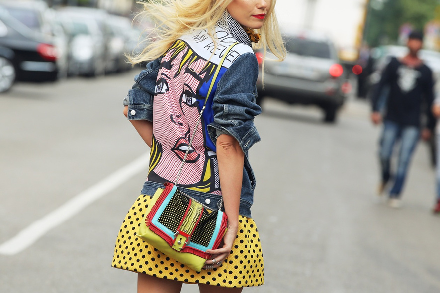 Street Style At Milan Fashion Week Spring Summer 2014 7 The Citizens Of Fashion