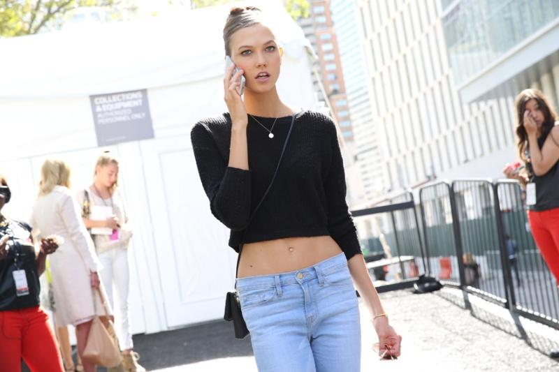 Street style at New York Fashion Week Spring/Summer 2014, by photographer Saskia Lawaks