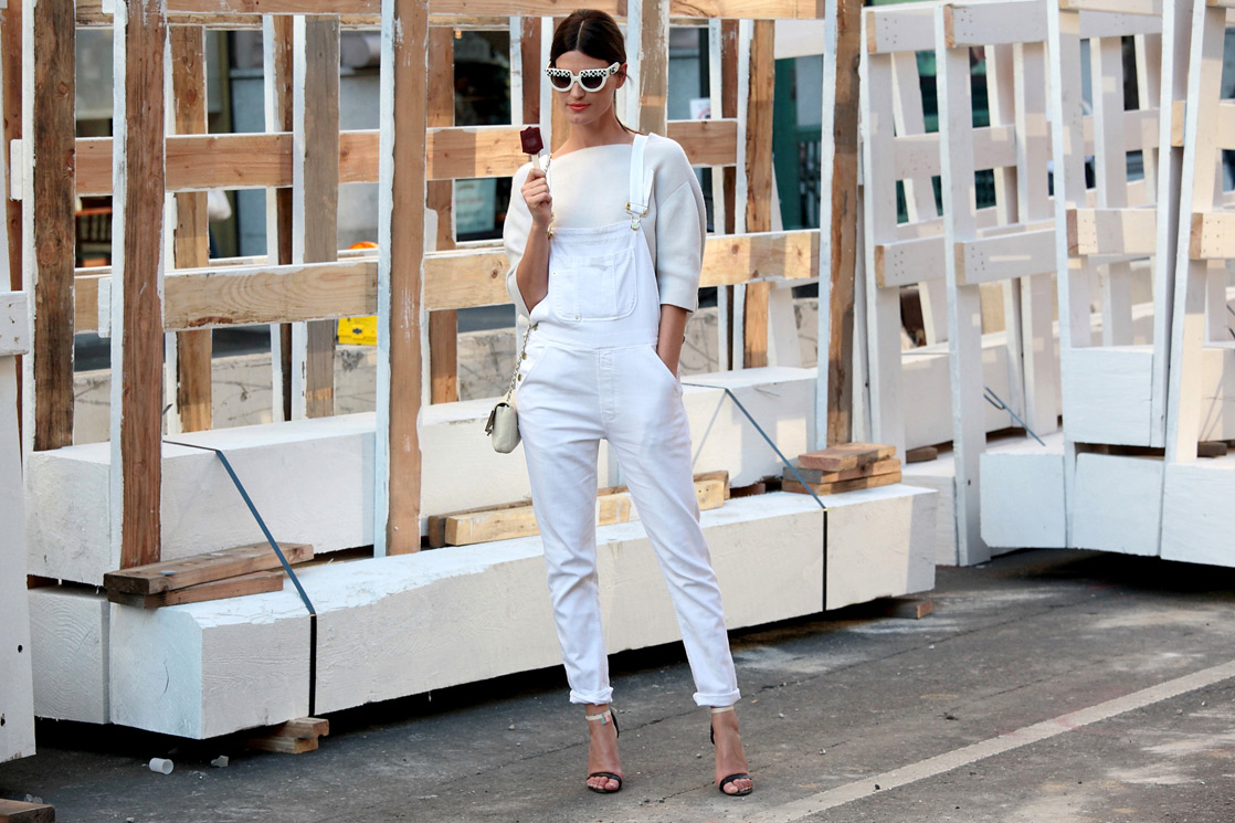 Street Style At NYFW spring/summer 2014 Collections photo by Stefano Coletti