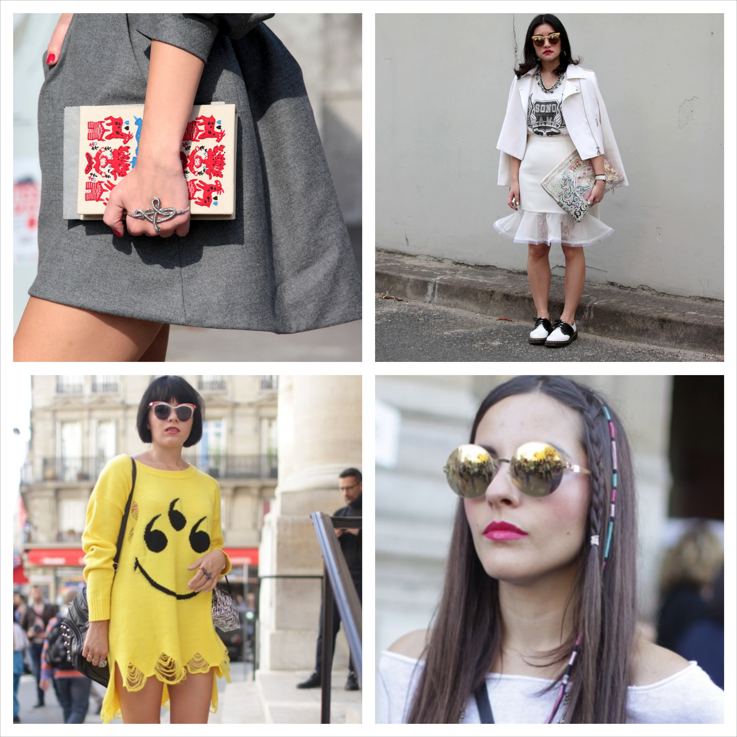 Street Style At Paris Fashion Week Spring Summer 2014 The Citizens Of Fashion