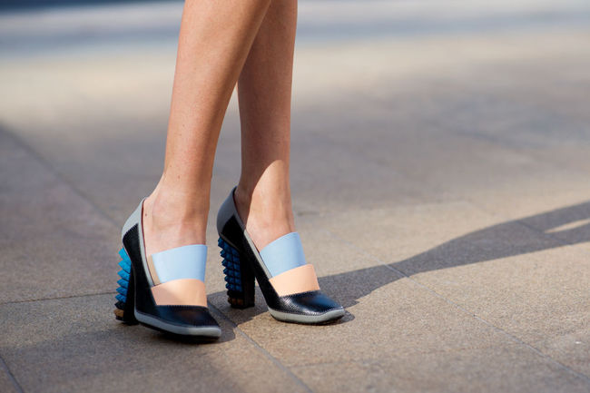 Ber Fashion Marketing Street Style Shoes Da New York Fashion Week S S2014