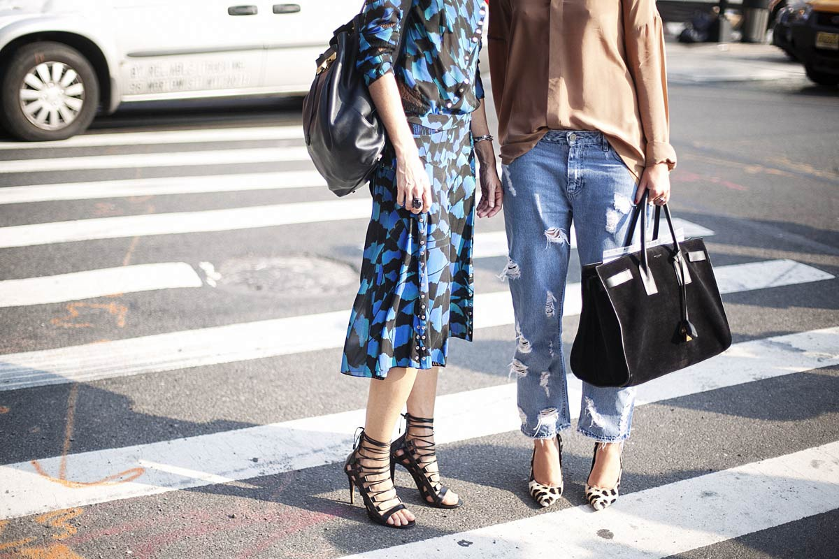 Street Style Shoes At Nyfw Spring Summer 2014 2 The