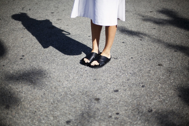 Street style shoes at NYFW spring:summer 2014 8